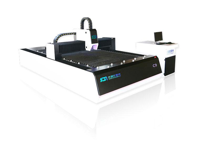 自动金属激光切割机
