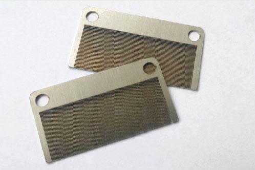 金属激光切割机样品