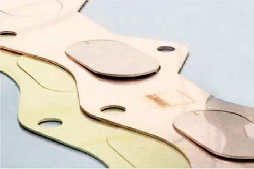 激光切割样品图